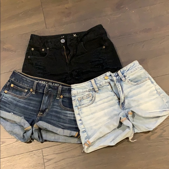 American Eagle Outfitters Pants - FINAL PRICE Bundle of 3 American eagles shorts